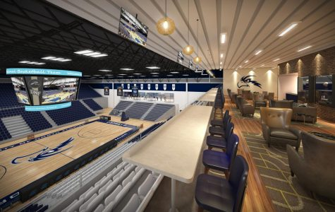 UNF reveals plans for arena renovations and new student assembly center