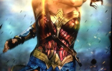 'Wonder Woman' Saves DC
