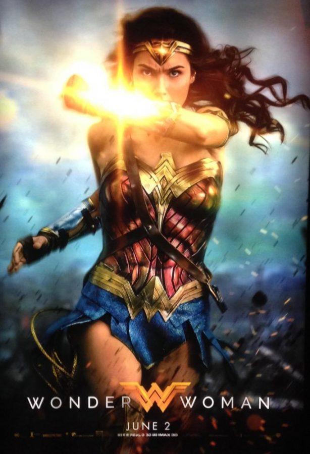 'Wonder Woman' Saves DC