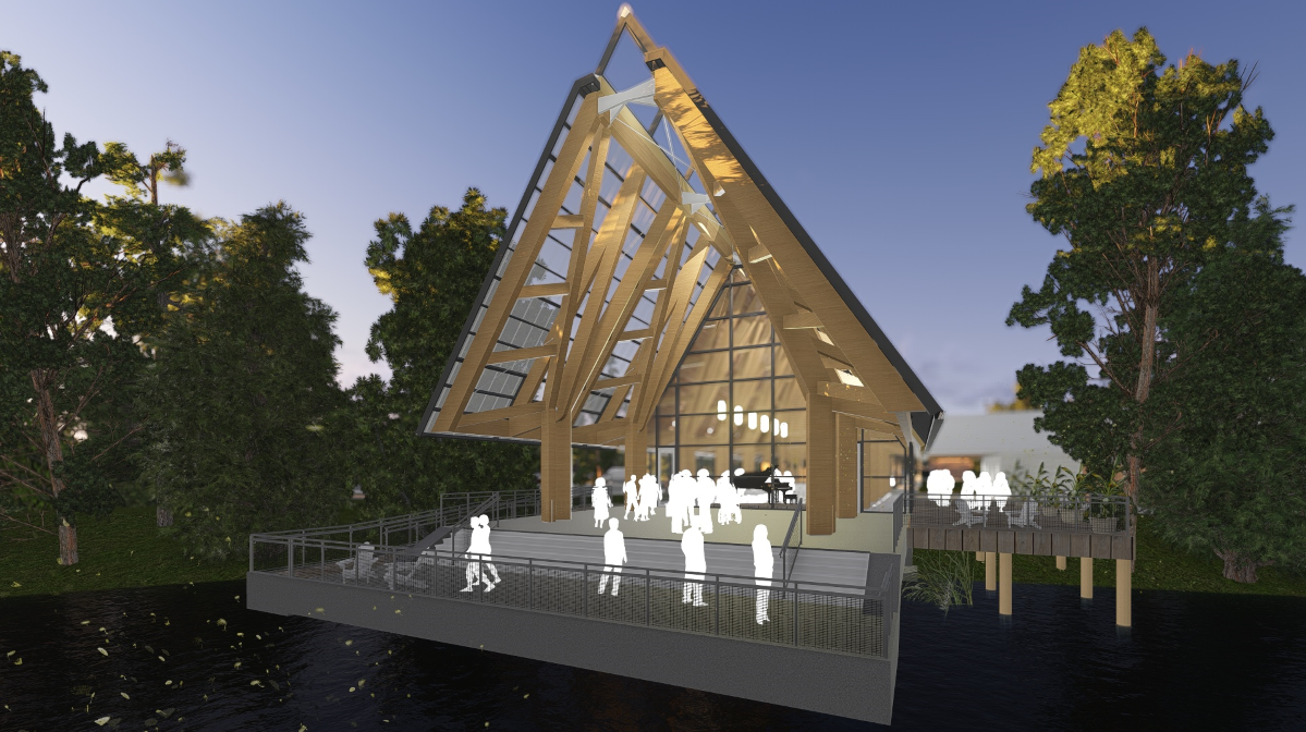 UNF planning chapel on campus