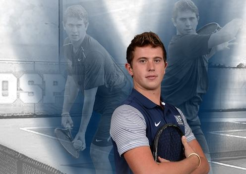 Senior Jack Findel-Hawkins. Photo courtesy of UNF Athletics.