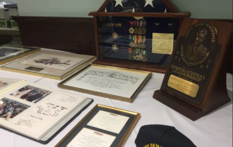 Military Veterans Resource Center director retires