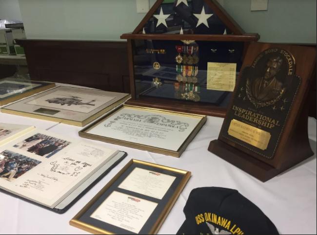 Military Veterans Resource Center director retires