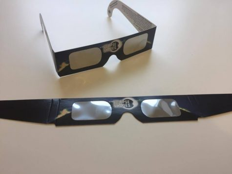 Free Eclipse Glasses at Wayne County Library