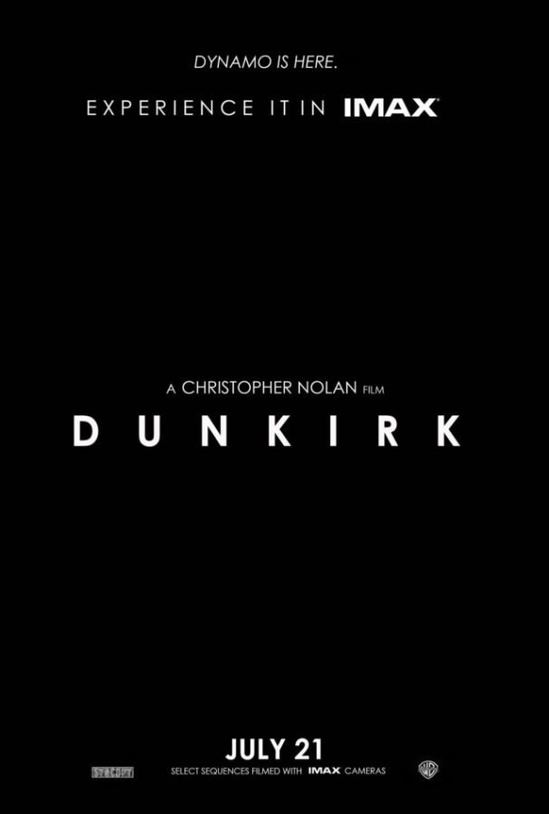 Nolan leaves his mark with Dunkirk