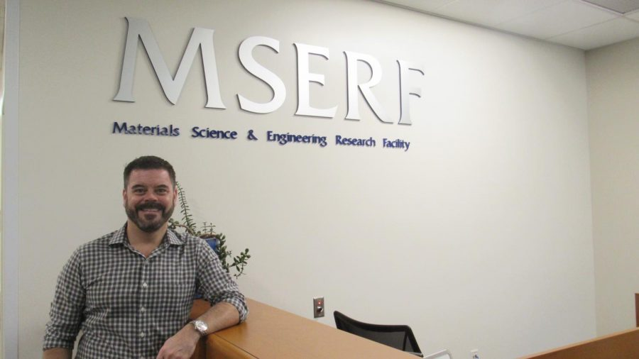 MSERF: UNF's newest research facility