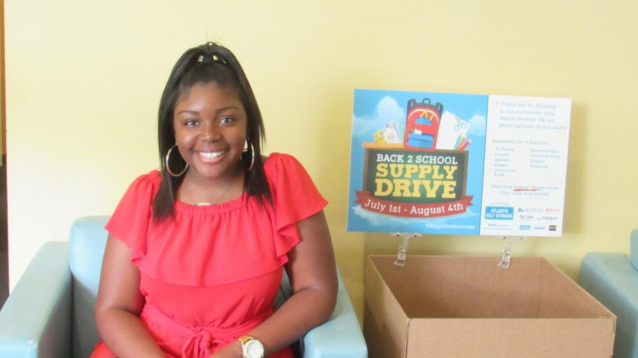 BSU teams with local businesses for back to school drive