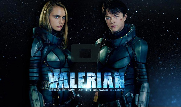Valerian: An underwhelming dissapointment