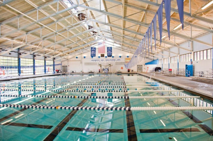 UNF plans for new swimming pool