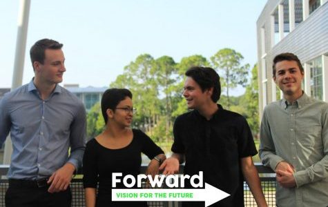 Forward Party talks Greek Housing, dog park and more