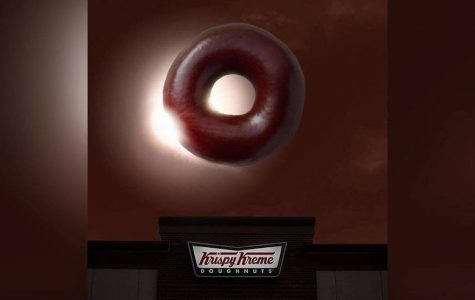 Dunkin' Donuts and Krispy Kreme offer free donuts on National Donut Day