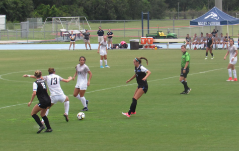Freshmen goals power Ospreys to 3-0 victory