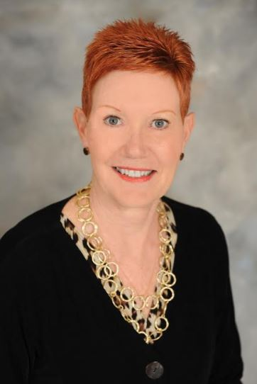 Dr. Catherine Christie earns Distinguished Professor award. Photo courtesy of UNF