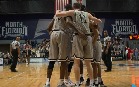 UNF men's basketball releases tough schedule