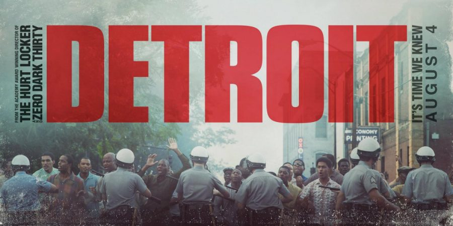 'Detroit' painfully recollects the past and examines the present
