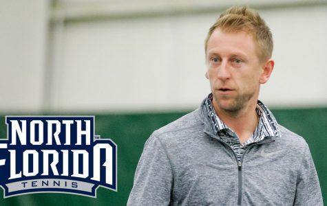 Meet Matt Lucas: UNF's new tennis head coach
