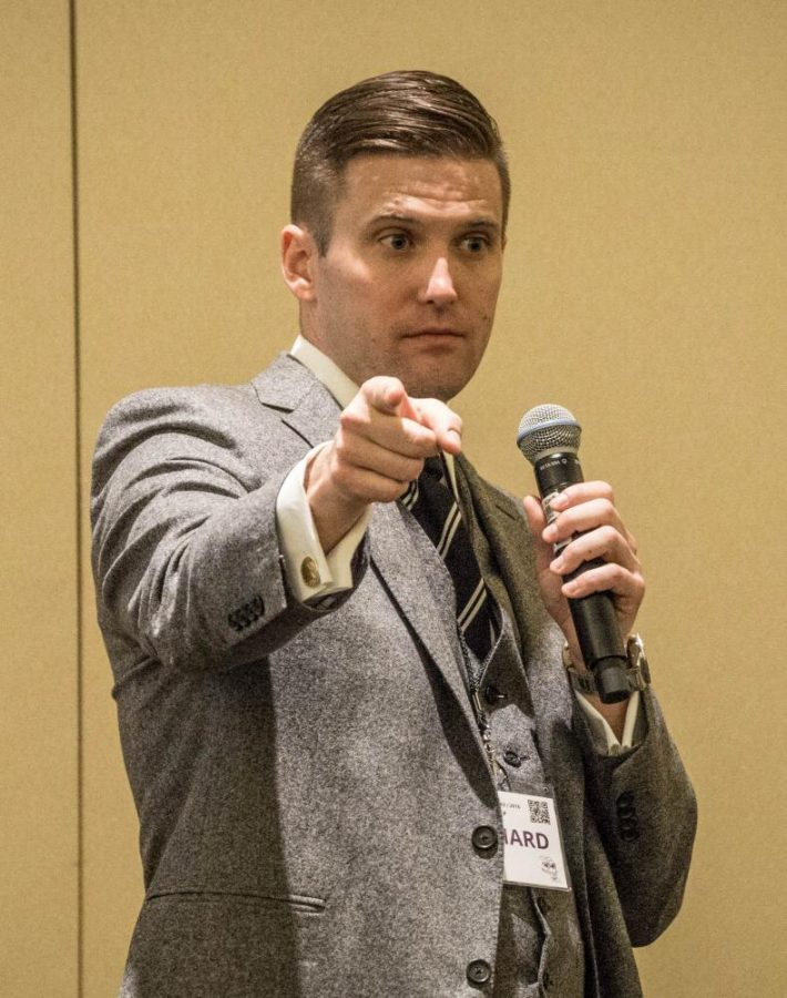 Richard Spencer. Courtesy of Creative Commons