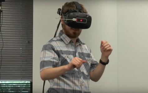 UNF student creates virtual reality tool to study tumors