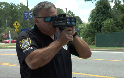 Bringing you up to speed: UNFPD talks speed traps on campus