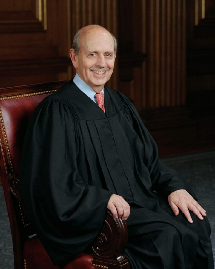Stephen Breyer. Creative Commons