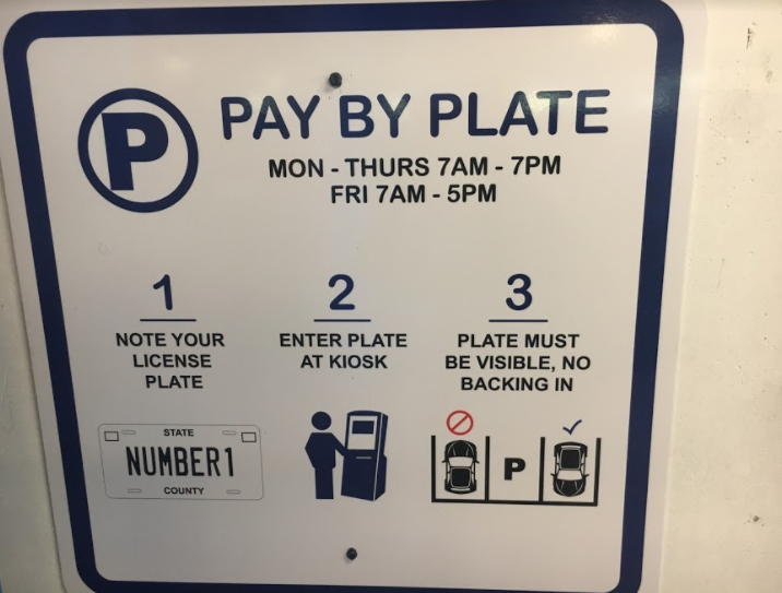 Parking Changes at UNF