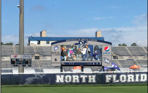 New scoreboards to be installed