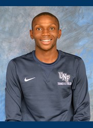 Daniel. Photo from UNF Athletics