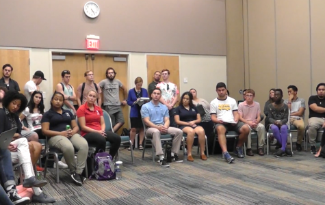 Student input welcomed in search for new president