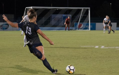 Women's soccer game moved due to poor field conditions