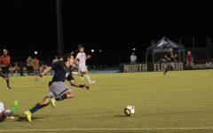 UNF men's soccer falls to Georgia Southern