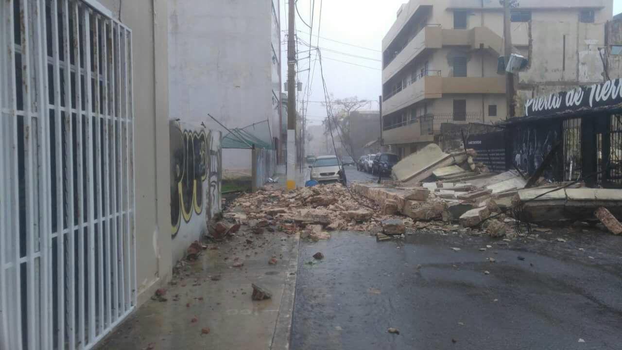 Hurricane Maria leaves Caribbean island devastated; UNF Puerto Rican students react