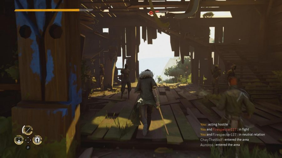 Absolver: A Small, but Vibrant World