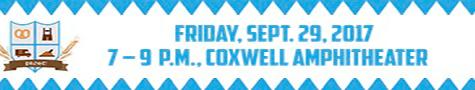 Ozzie's Oktoberfest is right around the corner