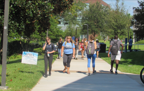 Letter to the editor: UNF is overpopulated