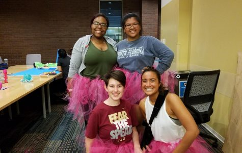 Making Tutus for a Cause: Breast Fest '17