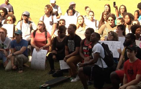 Black Lives Matter Rally: Take a Knee UNF