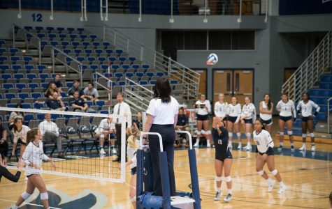 North Florida volleyball swept by Lipscomb Bisons