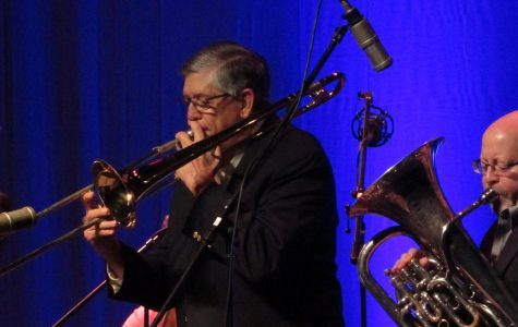 The Jazz Faculty Scholarship Concert gives UNF students the chance to perform original work