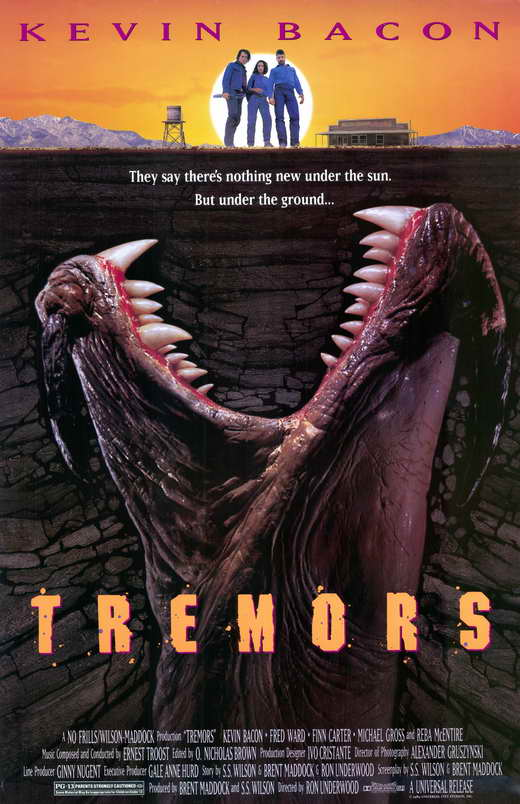 Tremors (1990) | History of Horror