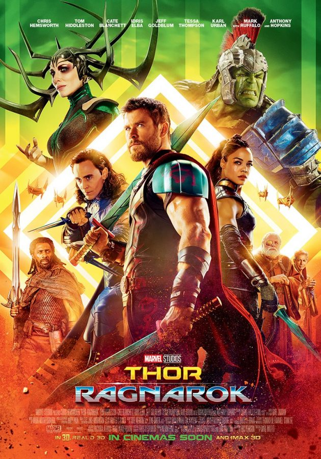 'Thor: Ragnarok:' Best of the three Thor films