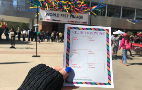 World Fest Village: Around the world in 15 minutes