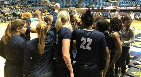 Women's Basketball Weekend Road Recap