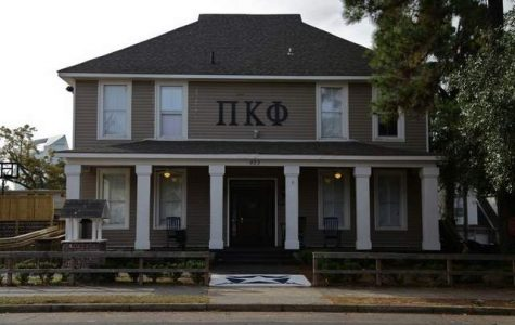The Pi Kappa Phi house in Tallahassee. Creative Commons