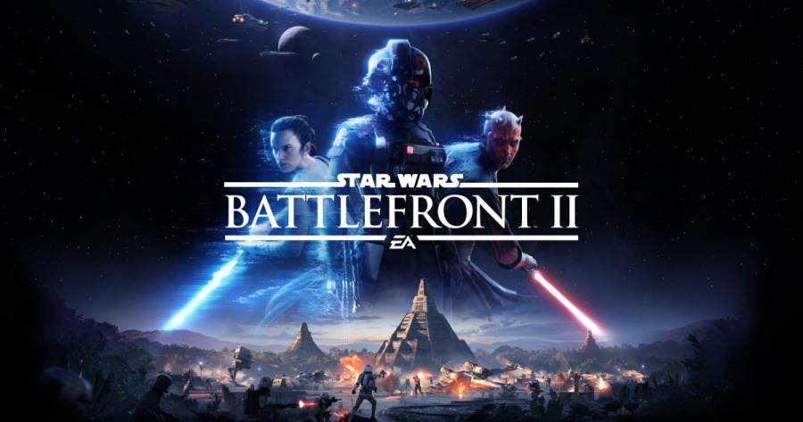 'Star Wars: Battlefront II' | She's got it where it counts