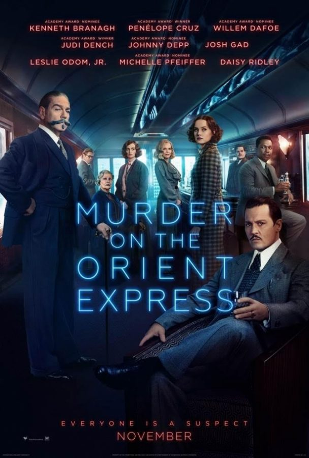 'Murder on the Orient Express' runs mostly on star power