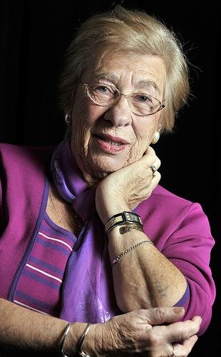 Holocaust survivor Eva Schloss to speak at UNF