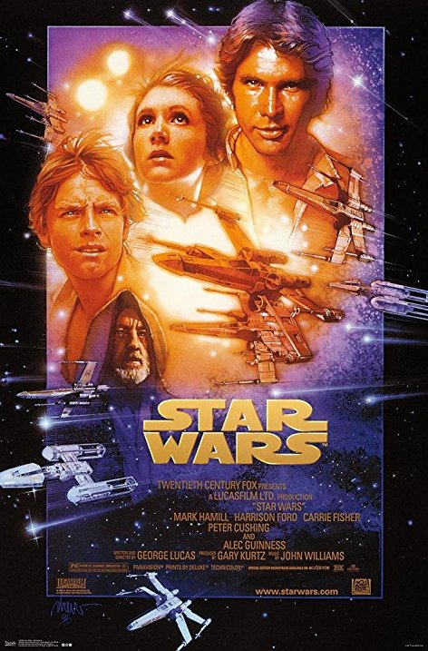 History Of Star Wars Episode Iv A New Hope Unf Spinnaker