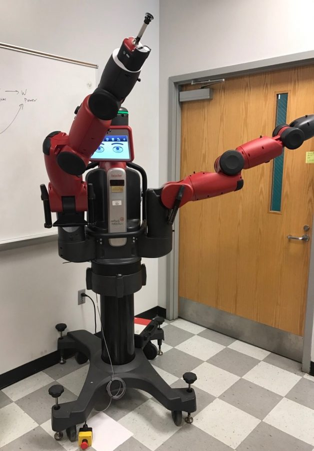 Robots of the future and UNF's involvement