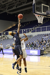 North Florida squeezes out an overtime victory against Eastern Michigan