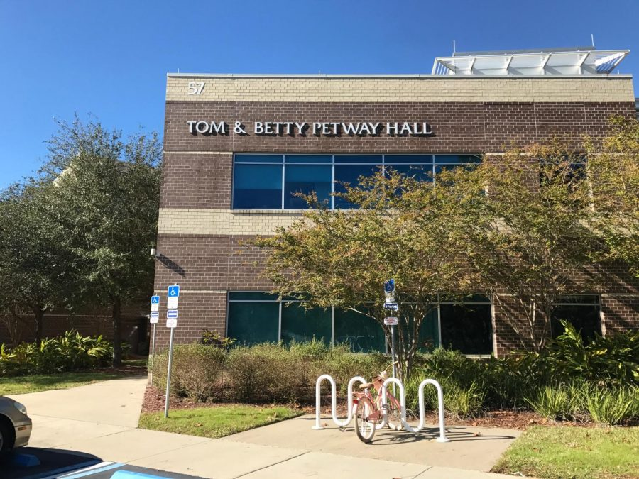 Tom and Betty Petway Hall. Photo by Colin McCann